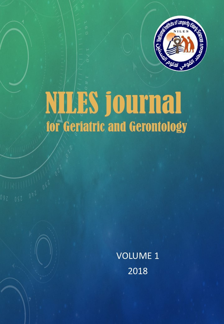 NILES journal for Geriatric and Gerontology
